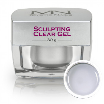 MN UV Sculpting Clear Gel za izlivanje noktiju (gradivni)
