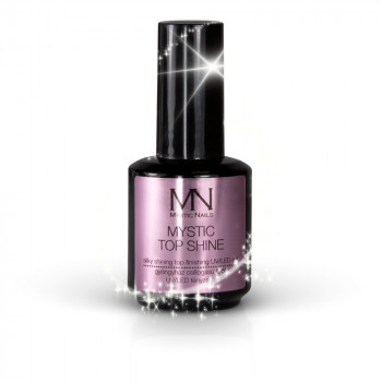 MN UV Mystic Top Shine Gel ,10 ml (završni sjaj)