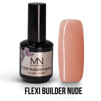 MN Flexi Builder Nude Gel-Lak 12 ml  (kamuflažni gel-lak)