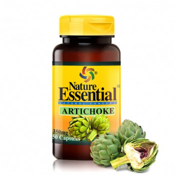 Nature Essential - Artičoka / 350 mg / 50 kapsula