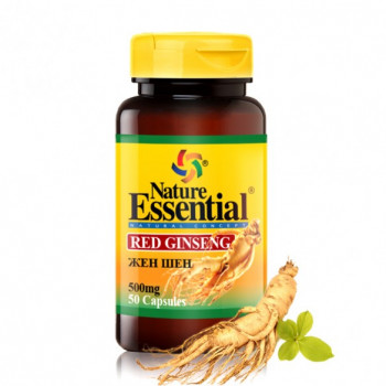 Nature Essential - Žen Šen / 500 mg / 50 kapsula