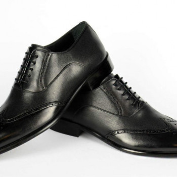 Cipele U.L.U.S. Oxford black